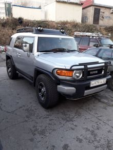Петропавловск-Кам... FJ Cruiser 2007