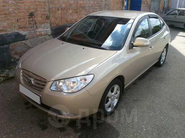 Hyundai Elantra, 2010 год, 465 000 руб.
