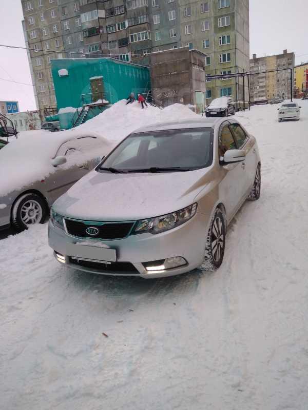 Kia Cerato, 2012 год, 650 000 руб.