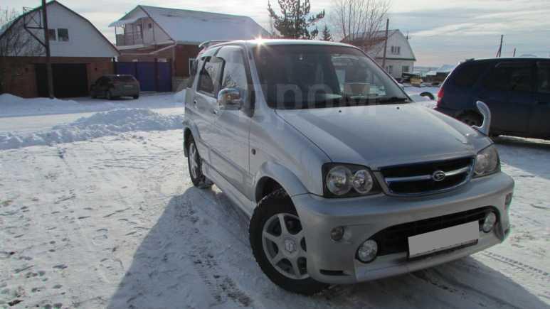 Daihatsu Terios, 2002 год, 255 000 руб.
