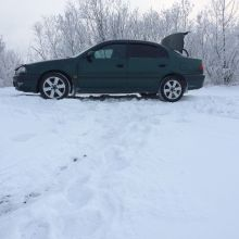 Красноярск Avensis 1999