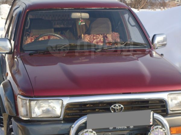 Toyota Hilux Surf, 1992 год, 230 000 руб.