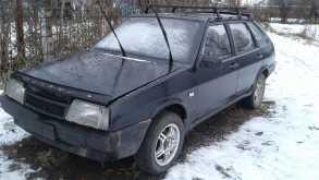 Кемерово 2109 1995