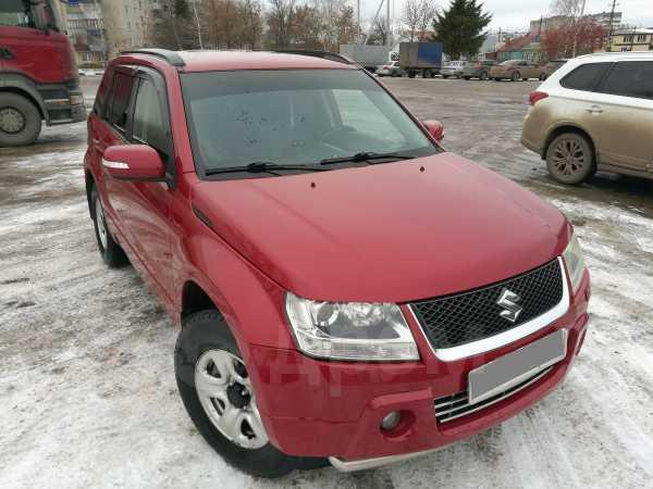 Suzuki Grand Vitara, 2008 год, 590 000 руб.