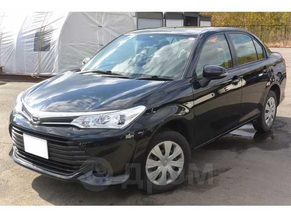 Toyota Corolla Axio, 2016 год, 660 000 руб.