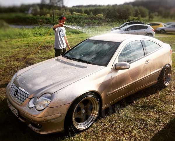 Mercedes-Benz C-Class, 2004 год, 285 000 руб.