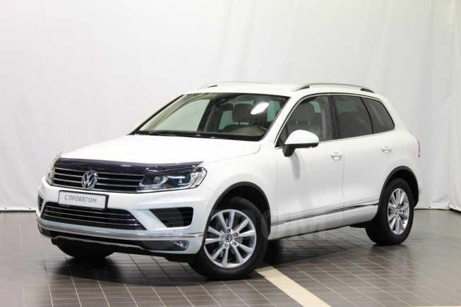 Volkswagen Touareg, 2015 год, 2 290 000 руб.