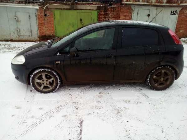 Fiat Punto, 2007 год, 215 000 руб.