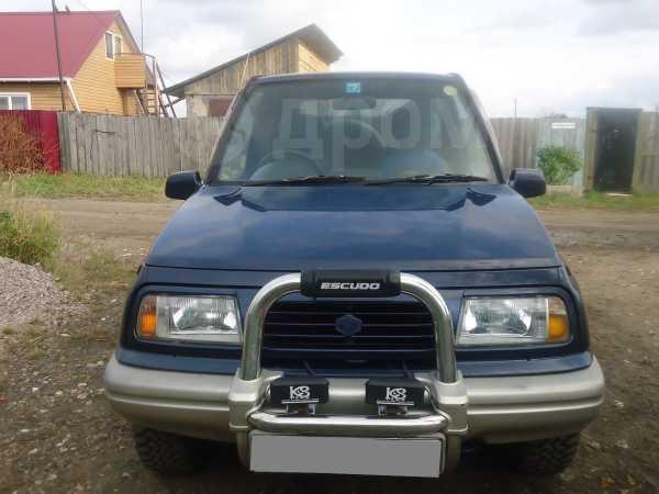 Suzuki Escudo, 1996 год, 255 000 руб.