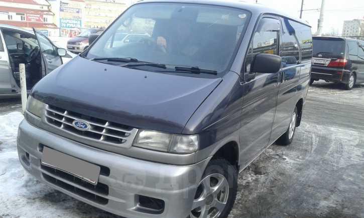 Mazda Bongo Friendee, 1990 год, 280 000 руб.