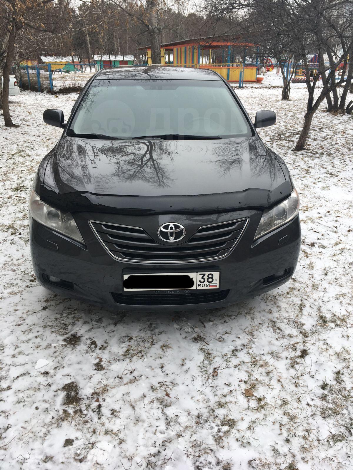 камри тойота в иркутске