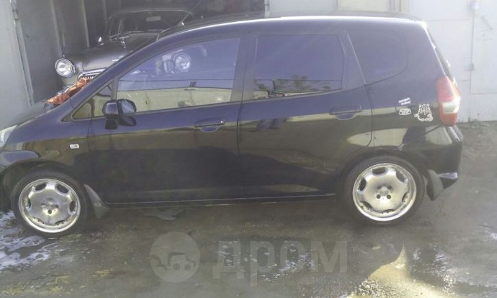 Honda Jazz, 2006 год, 270 000 руб.