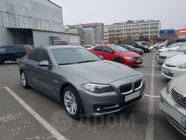 BMW 5-Series, 2013 год, 1 450 000 руб.
