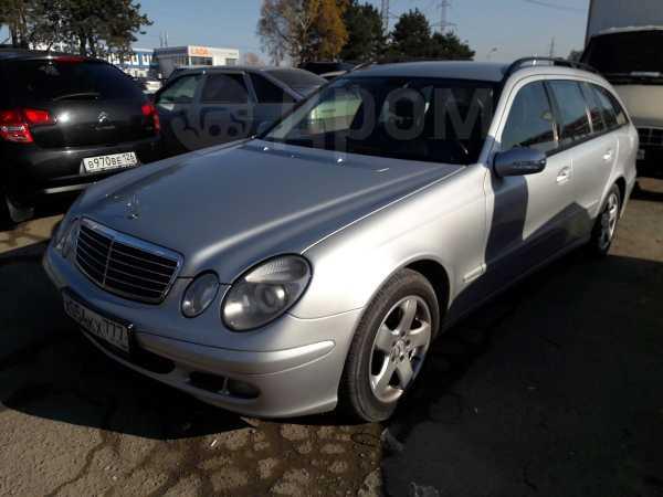 Mercedes-Benz E-Class, 2006 год, 750 000 руб.