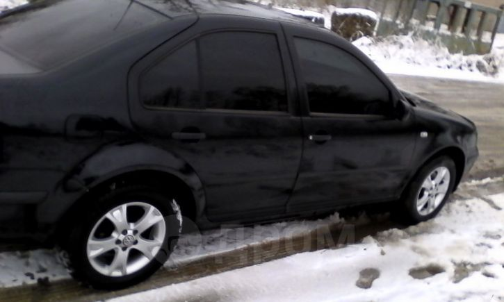Volkswagen Bora, 2003 год, 243 000 руб.