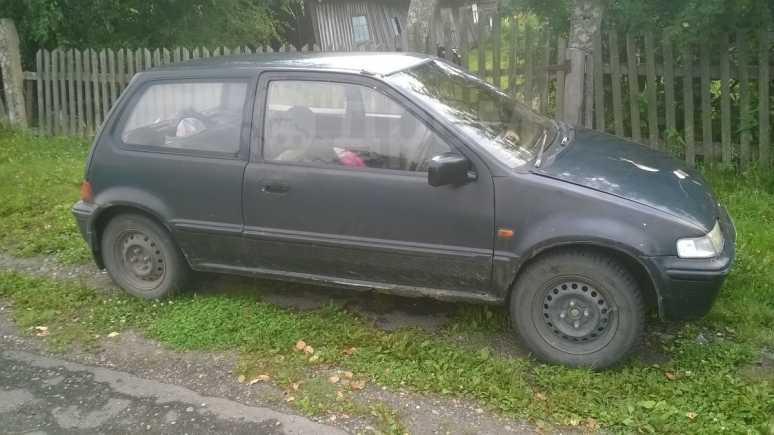 Honda City, 1990 год, 55 000 руб.
