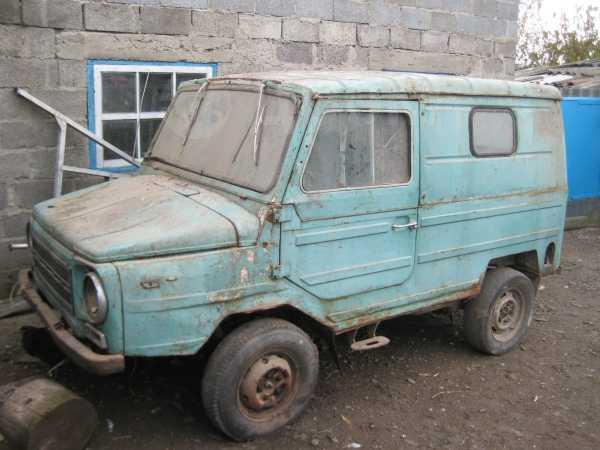 ЛуАЗ ЛуАЗ, 1986 год, 19 000 руб.