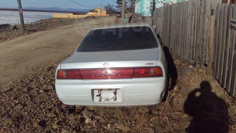 Nissan Laurel, 1993 год, 18 000 руб.