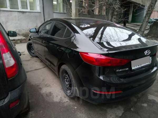 Hyundai Elantra, 2016 год, 715 000 руб.