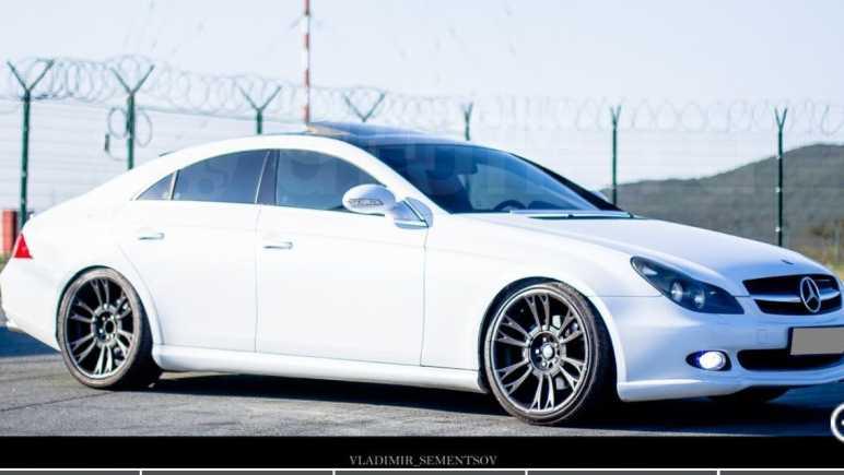 Mercedes-Benz CLS-Class, 2007 год, 630 000 руб.
