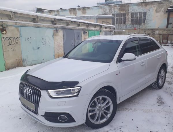 Audi Q3, 2013 год, 1 140 000 руб.