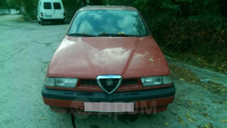 Alfa Romeo 155, 1992 год, 40 000 руб.