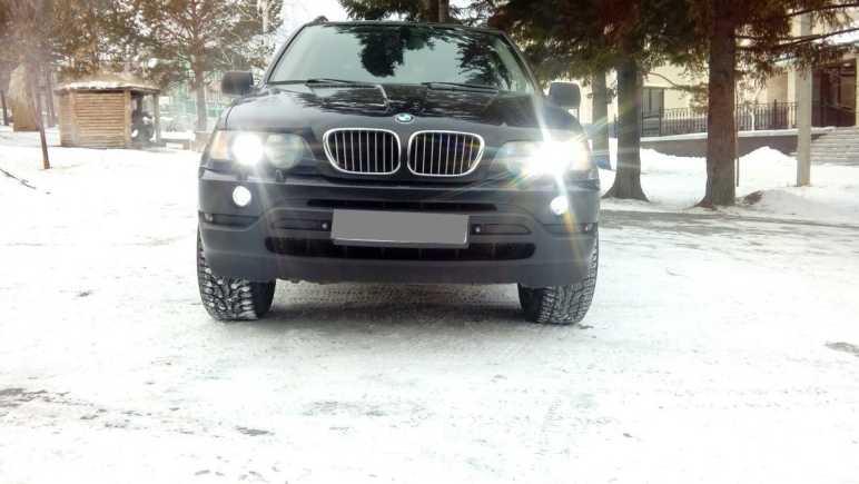 BMW X5, 2003 год, 495 000 руб.
