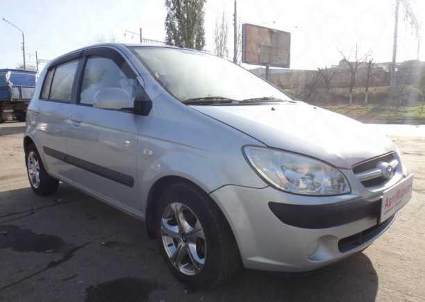Hyundai Getz, 2006 год, 239 000 руб.