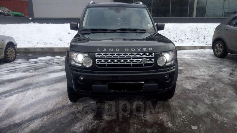 Land Rover Discovery, 2011 год, 1 280 000 руб.