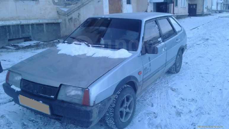Лада 2109, 2001 год, 60 000 руб.