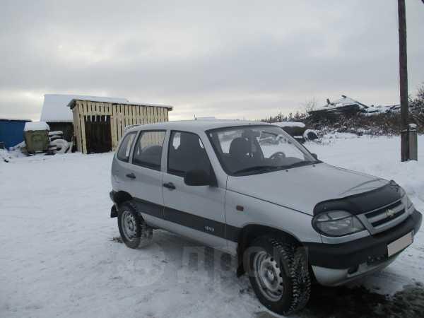 Chevrolet Niva, 2007 год, 320 000 руб.