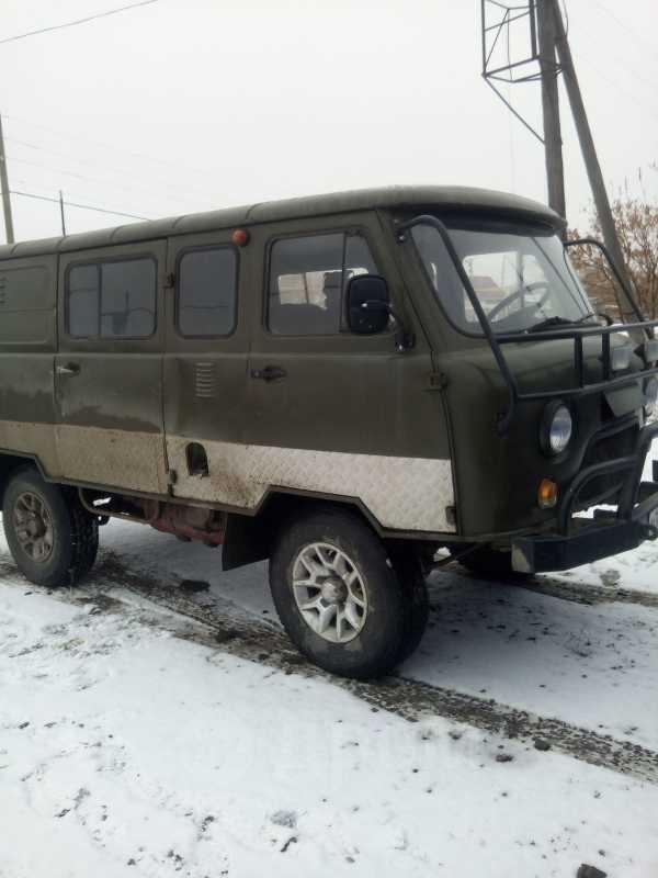 УАЗ Буханка, 1996 год, 130 000 руб.