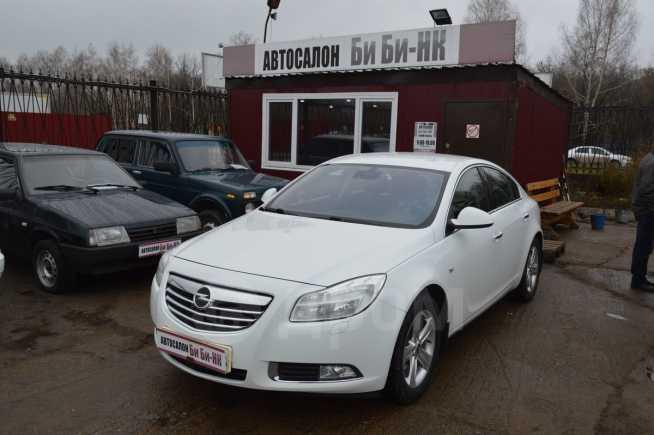 Opel Insignia, 2013 год, 740 000 руб.