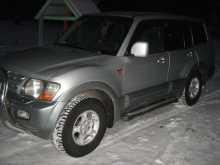 Томск Паджеро 2000
