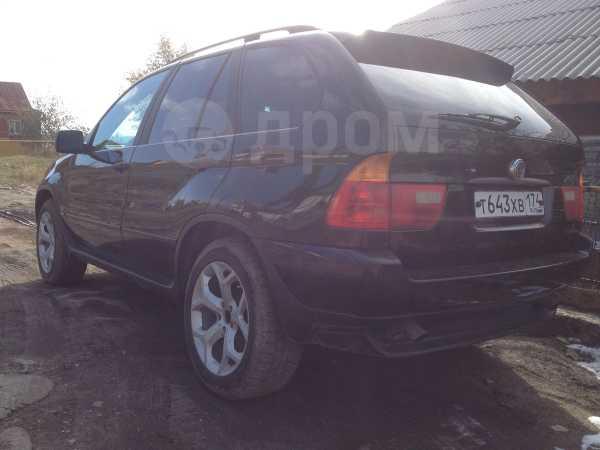 BMW X5, 2001 год, 435 000 руб.