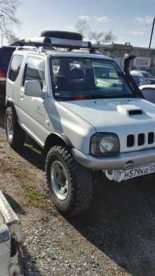 Suzuki Jimny, 2001 г., Владивосток