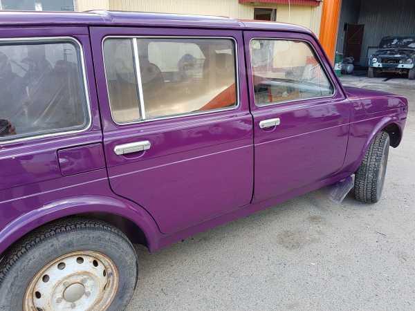 Лада 4x4 2131 Нива, 2001 год, 80 000 руб.