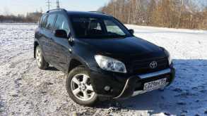 Новосибирск Тойота РАВ4 2007