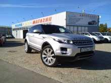 Тихорецк Range Rover Evoque