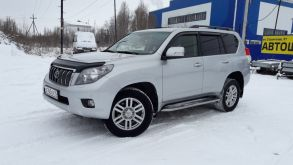 Стрежевой Land Cruiser Prado