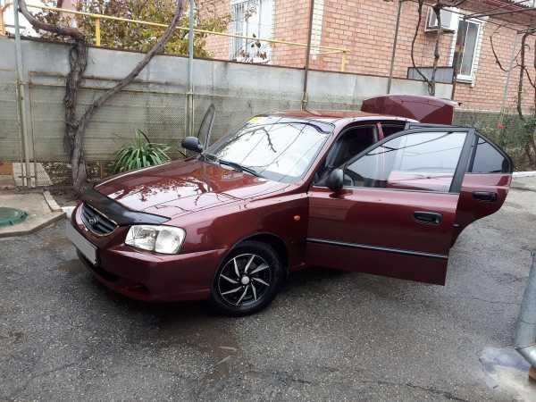 Hyundai Accent, 2007 год, 245 000 руб.