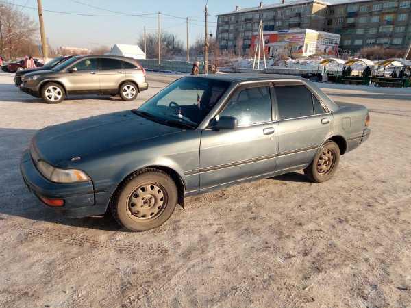 Toyota Carina, 1991 год, 89 000 руб.