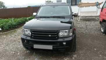 Вилючинск Range Rover Sport