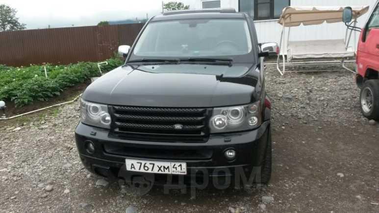 Land Rover Range Rover Sport, 2006 год, 1 200 000 руб.
