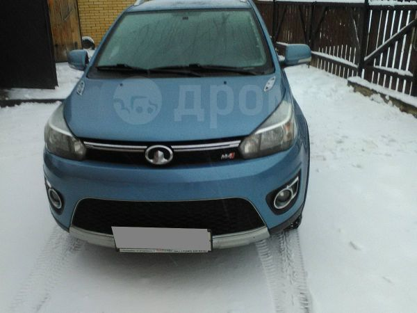 Great Wall Hover M4, 2014 год, 467 000 руб.