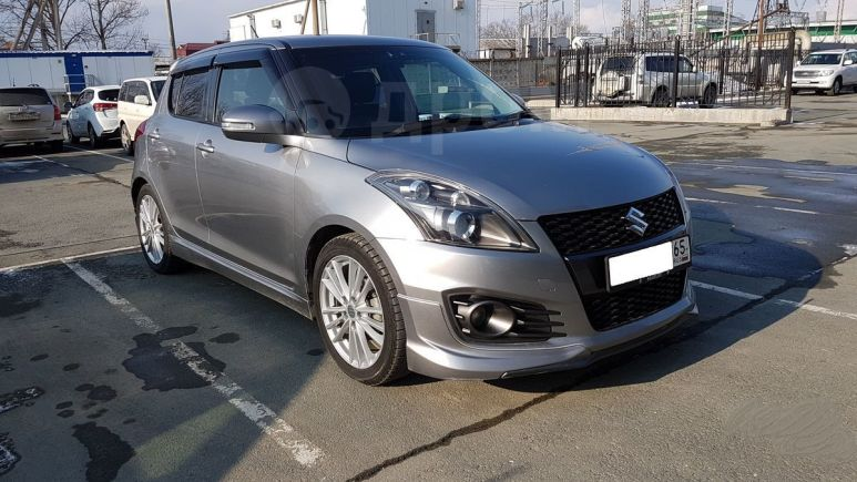 Suzuki Swift, 2012 год, 610 000 руб.