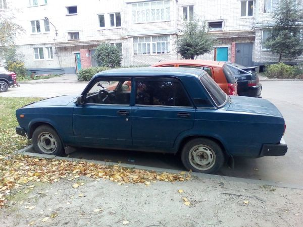 Лада 2107, 2008 год, 65 000 руб.