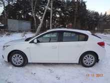 Chevrolet Cruze, 2012 г., Томск