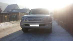 Горно-Алтайск LX470 2000