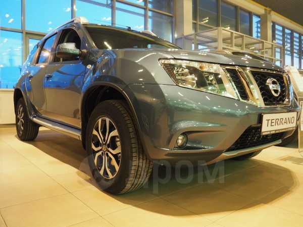 Nissan Terrano, 2017 год, 1 240 000 руб.